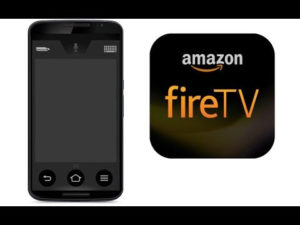 Turning your Phone into Fire Stick Remote
