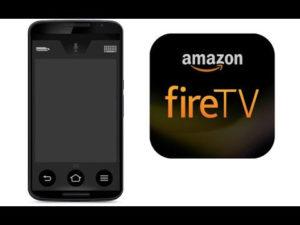 Transformez votre téléphone en télécommande Fire Stick