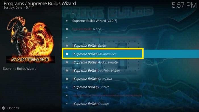 supreme-builds-maintenance