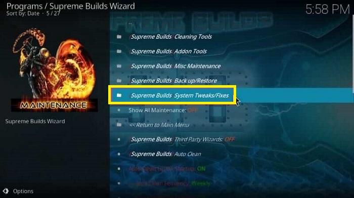 supreme-builds-system-tweak-fixes
