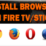 Install Browser on FireStick
