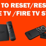 How to reset Amazon Fire TV Stick