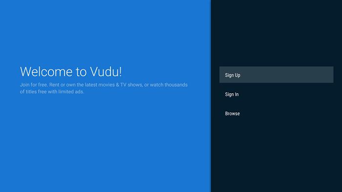 Vudu-open