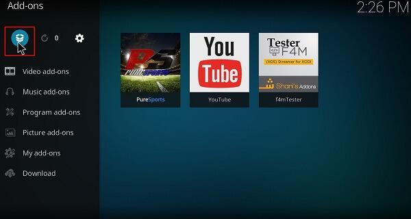 Watch FIFA on FireStick Kodi Step 6