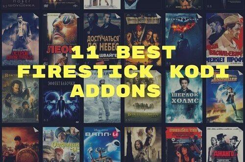 11 Best Firestick Kodi Addons 2018 - Watch Movies and TV Series