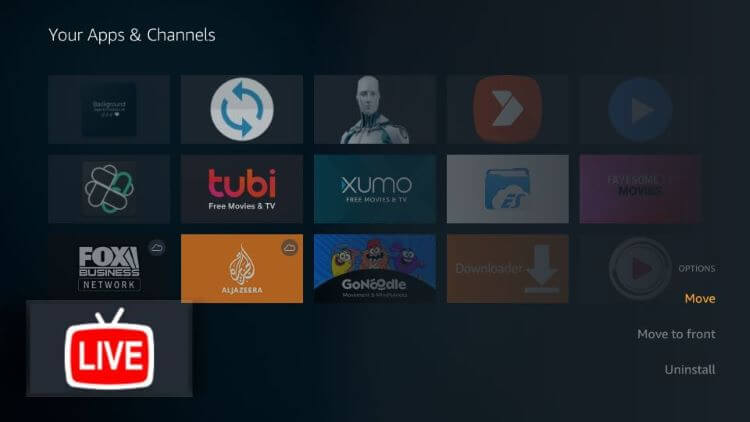 Prioritizing-YouTube-TV-App-on-Home-Screen-Step-3