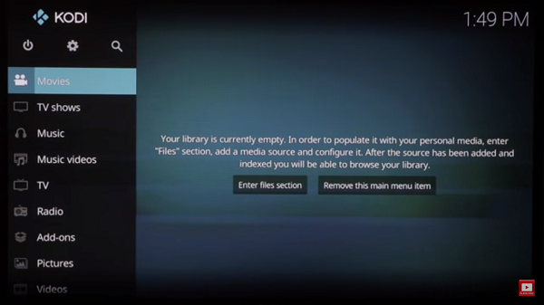 How to Clear Cache on Kodi FireStick Step 8