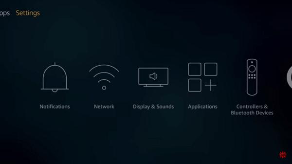 Step 1 Aptoide TV on FireStick using Downloader