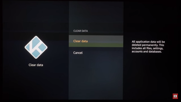 Step 7 How to Clear Cache on Kodi FireStick