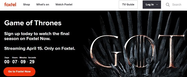 Game-of-Thrones-on-FireStick-Foxtel-Now