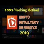 How to install TeaTV on Firestick