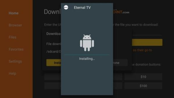 Install-eternal-tv-on-firestick-step13