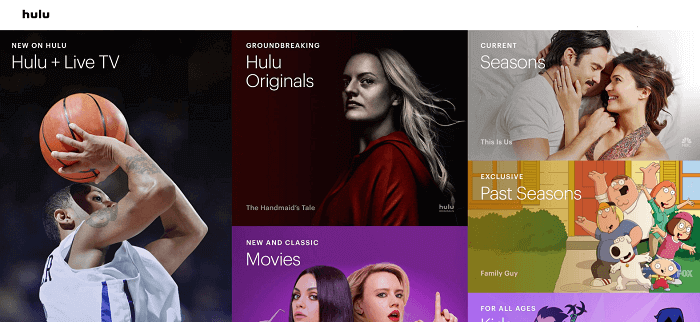 Hulu-streaming-app