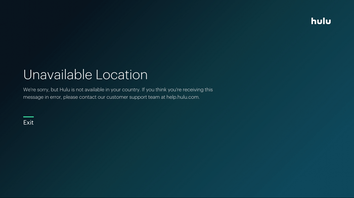 Hulu-unavailable-location-error