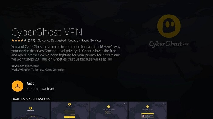 Install-CyberGhost-on-FireStick-download