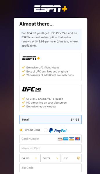 ESPN-UFC-249-payment-details