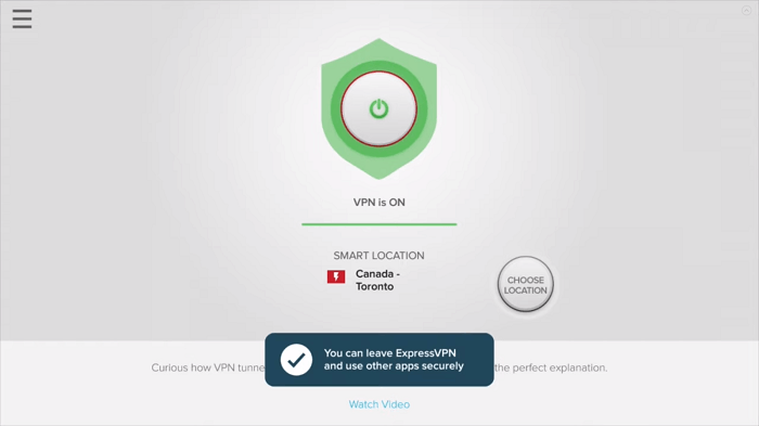 step-6-expressvpn-connected
