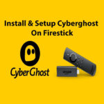 cyberghost-on-firestick
