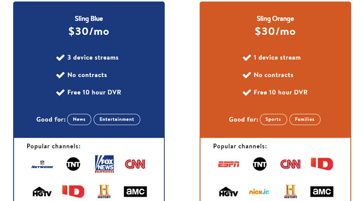 sling-tv-pricing-plans