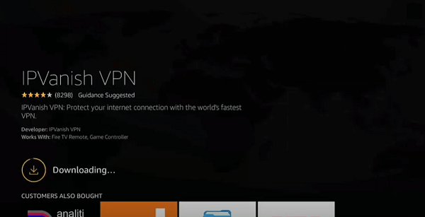how-to-install-ipvanish-on-firestick-step-6