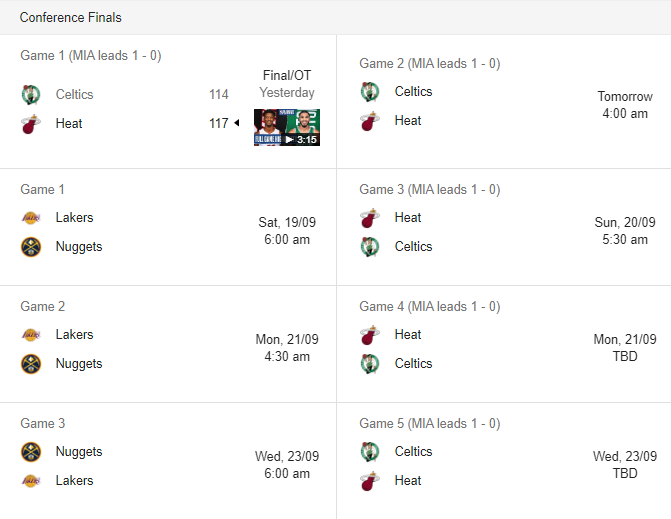 conference-finals-schedule