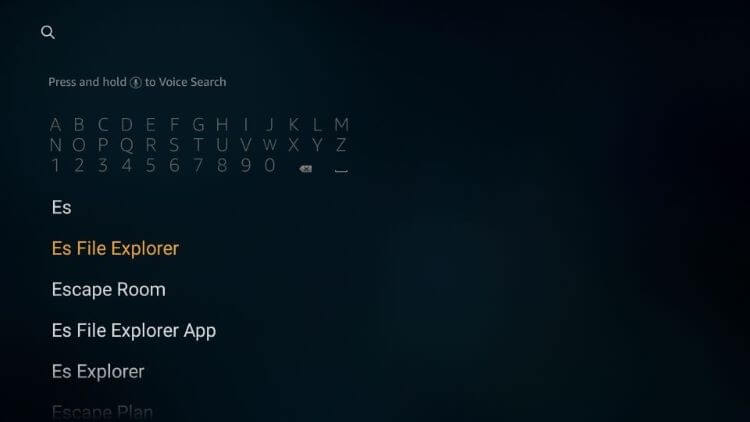 How-to-Install-Xfinity-Stream-on-Firestick-ES-File-Explorer-Step-2