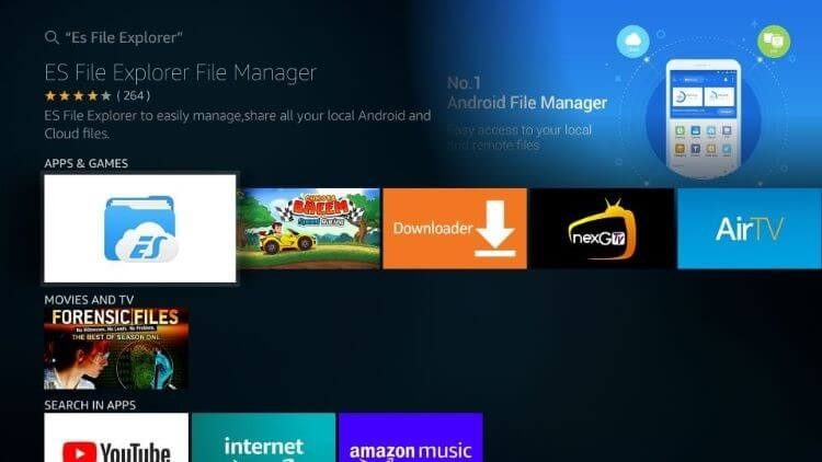 How-to-Install-Xfinity-Stream-on-Firestick-ES-File-Explorer-Step-3