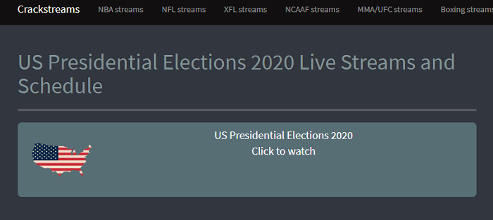 step-6-watch-US-Elections-with-silk-browser