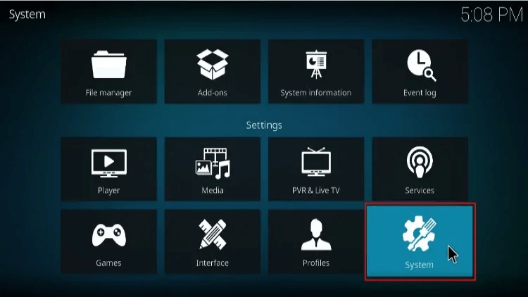 How-to-Install-TVTap-via-Kodi-Add-on-Step-2