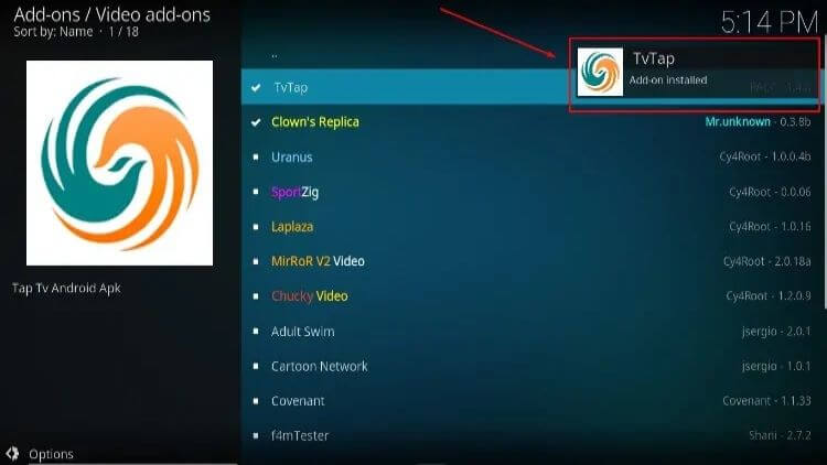 How-to-Install-TVTap-via-Kodi-Add-on-Step-24
