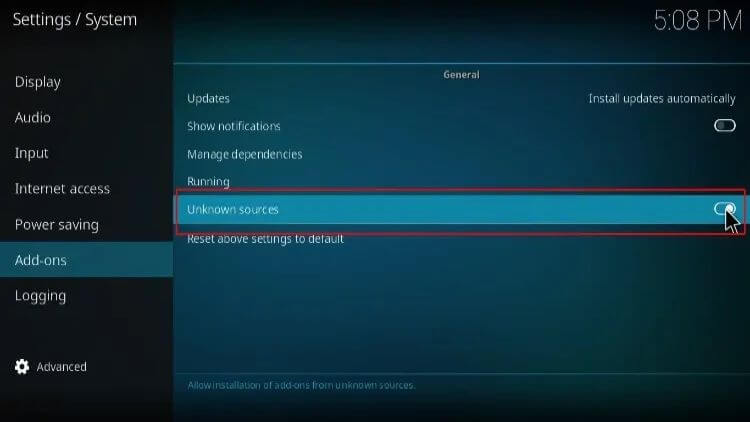 How-to-Install-TVTap-via-Kodi-Add-on-Step-3