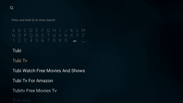 How-to-Install-Tubi-TV-on-Amazon-Fire-TV-Stick-Step-3