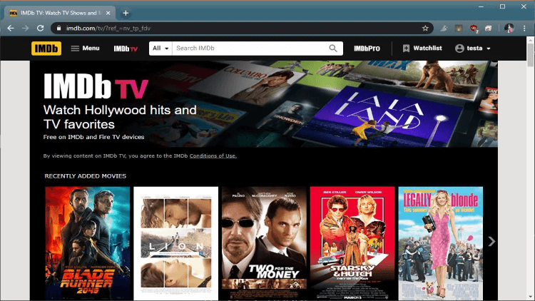 How-to-Sign-up-on-IMDb-TV-App-Step-1
