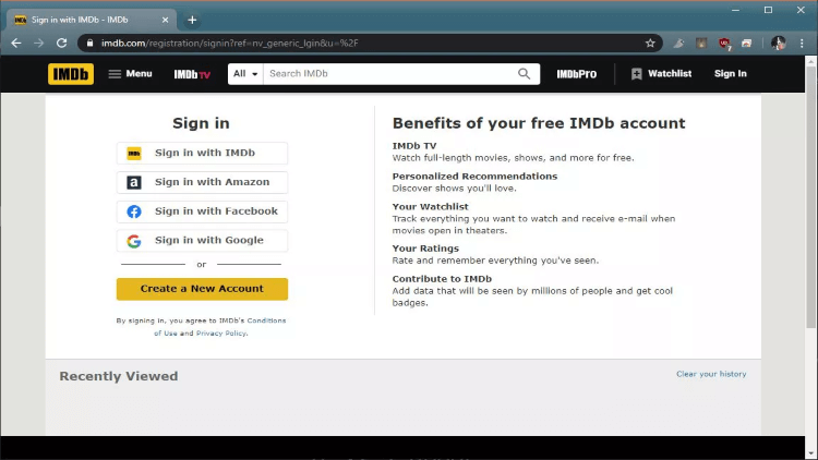 How-to-Sign-up-on-IMDb-TV-App-Step-3