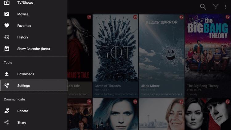 Trakt-TV-Setup-within-Cinema-HD-Step-2