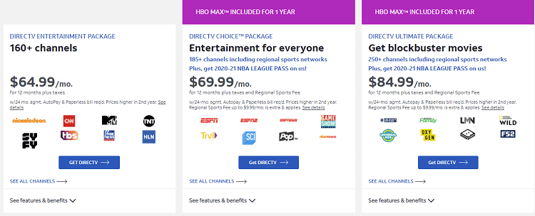 directv-price-packages