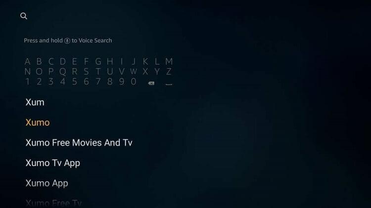 how-to-install-xumo-tv-using-amazon-store-2
