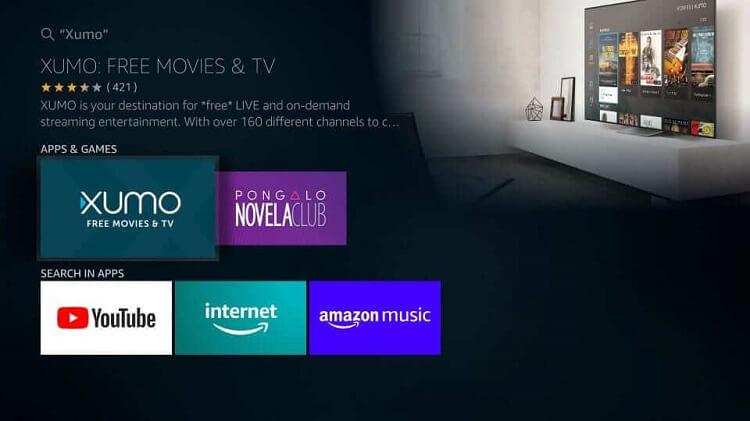 how-to-install-xumo-tv-using-amazon-store-3