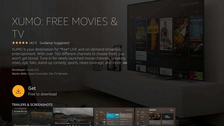 how-to-install-xumo-tv-using-amazon-store-4