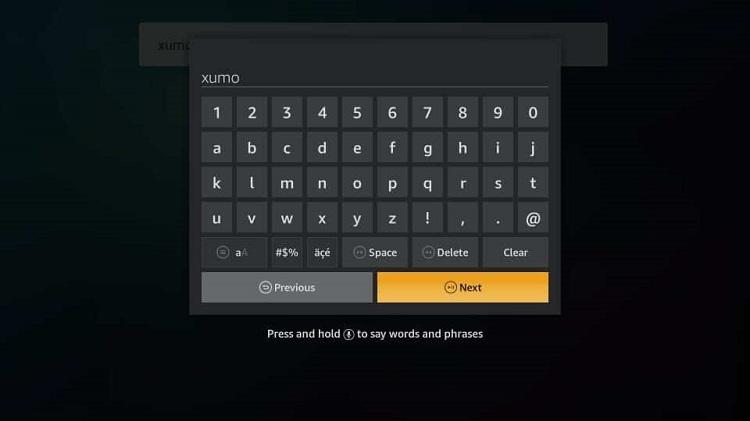 install-xumo-tv-on-firestick-using-aptoide-tv-18