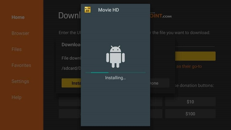 How-to-Install-Movie-HD-APK-Using-Downloader-Step18
