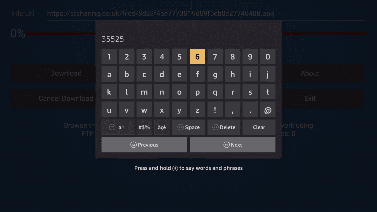 how-to-use-firedl-codes-step1