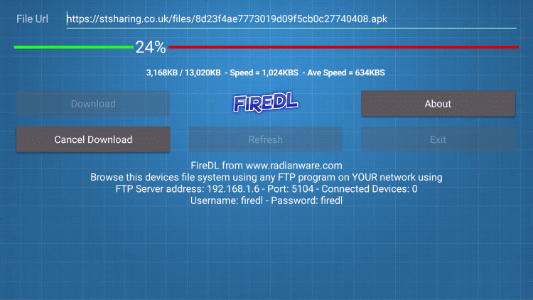 how-to-use-firedl-codes-step3