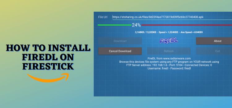 install-firedl-on-firestick