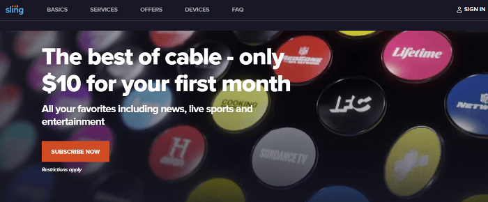 watch-nfl-on-firestick-with-sling-tv